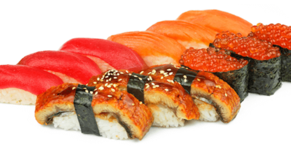 Sushi, Japanese food, cook at home