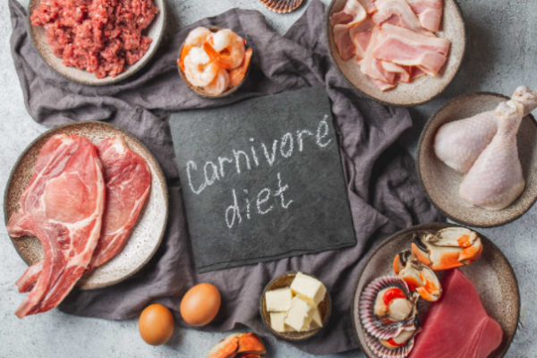 """What is the """"Carnivore Diet"""" way to lose weight?"""