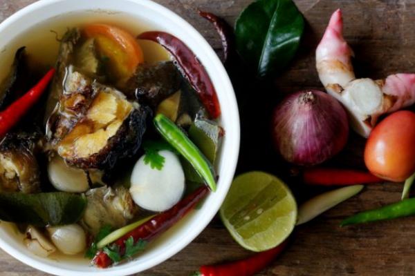 """7 Thai food against """"Covid-19"""""""