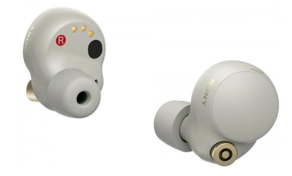Sony WF-1000XM4 TWS wireless headphones